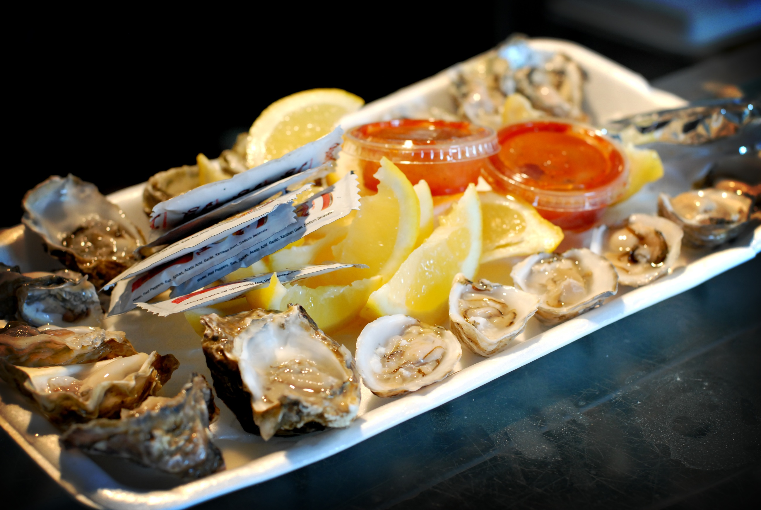 Oysters are delicious, healthy and good for the environment!