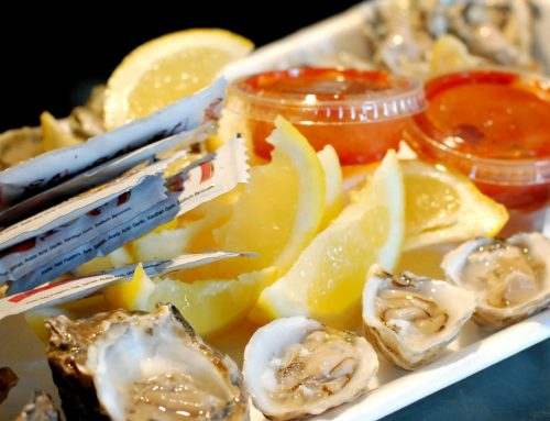 One of the Best Oyster Bars in LA