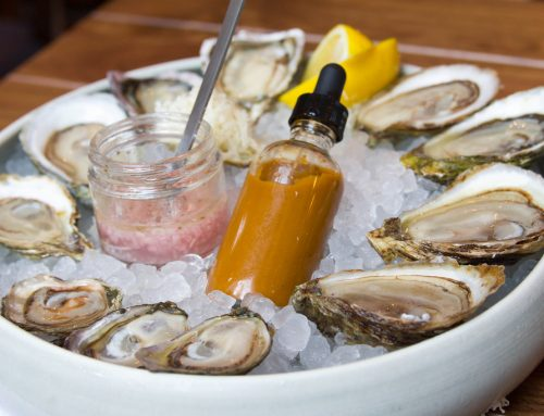 Refreshing Mignonette Sauce for Raw Oysters